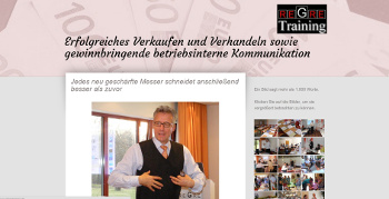 Screenshot www.regre-training.de
